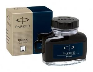【芥菜籽文具】//派克 PARKER//鋼筆瓶裝墨水 57ml (深藍) ~~進口原裝~~