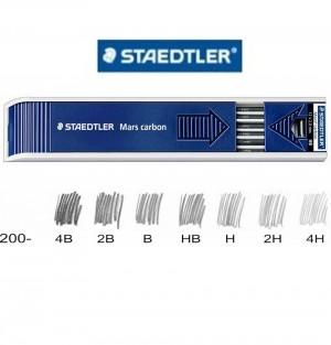 【芥菜籽文具】//STAEDTLER施德樓//工程筆芯 工程製圖筆芯 MS200 (12支/盒)
