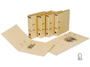 【芥菜籽文具】//同春牌// 環保二孔拱型夾80mm GF85L 環保無酸牛皮系列 (12個/箱)
