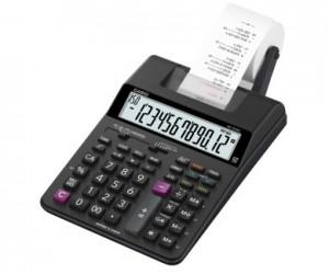 【芥菜籽文具】//CASIO 卡西歐// HR-100RC 大螢幕事務打印型計算機12位元