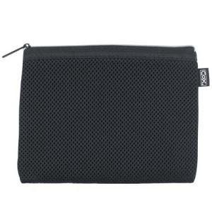 【芥菜籽文具】//三燕 COX// A6 防震泡棉網格拉鏈袋  NO.650H  (1打/入)