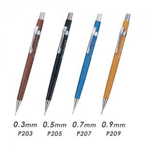 【芥菜籽文具】//Pentel // P203 P205 P207 P209 製圖鉛筆