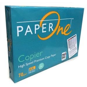 【芥菜籽文具】PAPER ONE(綠包)高級影印紙 A4 70磅 50包大特價