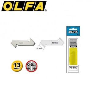 【芥菜籽文具】//OLFA// 壓克力切割刀刀片PB-800型(3片/盒)