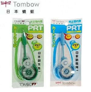 【芥菜籽文具】//TOMBOW 蜻蜓牌// 修正內帶 CT-PRN4 & CT-PRN5 原型號為 CT-PR4T & CT-PR5T(10入/盒)