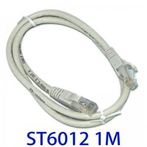 【芥菜籽文具】// CAT.6網路線 台灣製網路線 ST6012 1M