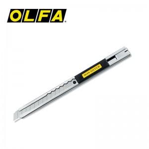 【芥菜籽文具】//OLFA// 不鏽鋼小型美工刀SVR-1型