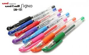 【芥菜籽文具】三菱文具 UNI-BALL // UM-151(0.38) 中性鋼珠筆(全系列) 10支/盒