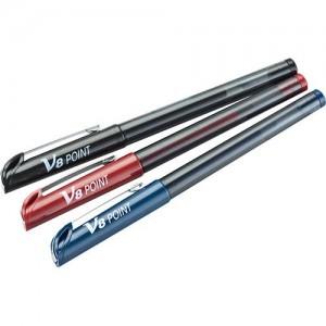 【芥菜籽文具】//SKB文明鋼筆// V-8 中性筆、鋼珠筆 (0.7mm) 12支/打